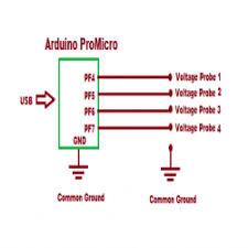 atmega 32u4 based usb digital voltmeter part 25 25 engineersgarage