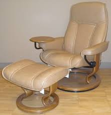 Ergonomic Recliner Chair Ekornes Stressless Medium Senator Ergonomic Recliner Chair Lounger