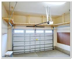 Overhead Door Dayton Ohio Garage Overhang Storage Overhead Garage Storage Plans More