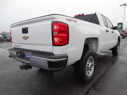 new 2017 chevrolet silverado 2500hd work truck extended cab pickup