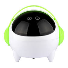 aliexpress com buy 3 5mm audio cable cute robots speakers usb