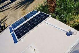 installing a renogy 200w solar kit in the rv