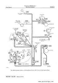 wiring diagram for deere 6300 28 images deere 6400 tractor