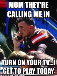 Johnny Football Memes - funniest football memes week 1 2015