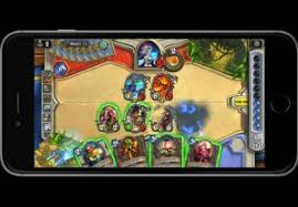 hearthstone for android hearthstone released for iphone and android load the