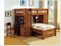 Bunk Beds With Desk And Stairs Ana White Playhouse Loft Bed With - Gautier bunk bed