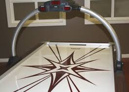 hockey time air hockey table american heritage monarch air hockey table review