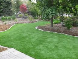 Astro Turf Backyard Artificial Grass Installation Synthetic Turf For Yards Patios