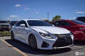 lexus rcf blue lexus rc f 19 september 2016 autogespot