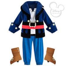 2017 sale disney captain jake costume kids jake