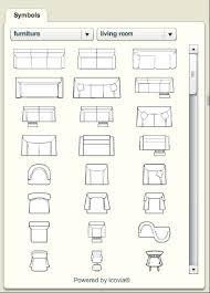 beautiful floor plan symbols plans l for design inspiration