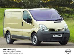 nissan van 2007 buying a used nissan primastar