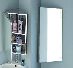 mirrors tall corner mirror bathroom cabinet corner mirrored