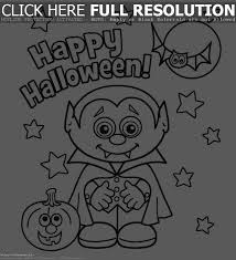 Happy Halloween Coloring Pages by Toddlers U0027 Halloween Coloring Pages U2013 Festival Collections