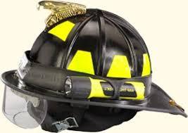 streamlight firefighter helmet light rubber helmet strap item 99075