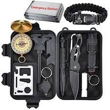 bracelet survival kit images Emergency survival kit 13 in 1 xuanlan outdoor jpg