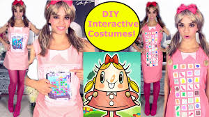 Candy Costumes Halloween Diy Halloween Costume Interactive Candy Crush Digital Costume