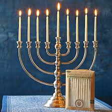 menorah candle holder menorah candle holder williams sonoma hanukkah decor