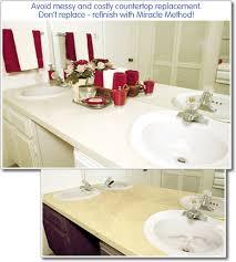 Refinishing Bathroom Fixtures Bathroom Vanity Refinishing Is Often The Best Option For Tile