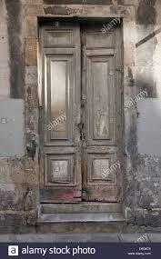 shabby chic doors shabby chic vintage panel wooden door poor condition