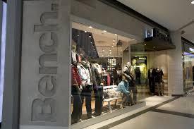 bench retail store design