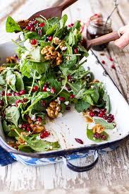 salad balsamic fig dressing healthy happy new year