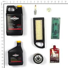 amazon com briggs u0026 stratton 5127b tune up kit lawn mower tune
