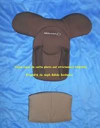 housse eponge siege auto bebe confort housse éponge pad reducteur cosy siège auto creatis fix bébé
