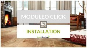 Video Installing Laminate Flooring Installation Video For Moduleo Click Flooring Youtube