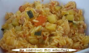 cuisine rapide et facile risotto estival aux légumes facile et rapide la cuisine de mimine