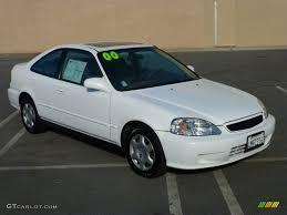 honda cars 2000 2000 taffeta white honda civic ex coupe 99173039 gtcarlot com