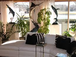 Tropical Fish Home Decor Decoration Ideas Green Design Home Design House Design Fantastic