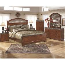 Avalon Bedroom Set Ashley Furniture Fairbrooks Estate B105 Midha Furniture Gallery