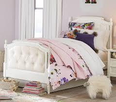 tufted bedroom furniture blythe tufted bedroom set pottery barn kids