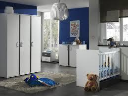 chambre bébé blanche pas cher chambre grise et blanche bébé chaios com