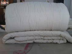 Wool Filled Comforter Sleep And Beyond Hypoallergenic Organic Wool Filled Comforters