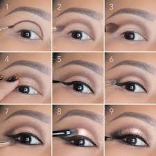eyeshadow tutorial for brown skin 54 best makeup inspiration images on pinterest beauty make up