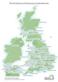 Map Of World Uk by Map Of The Uk Network The Association For Science And Discovery