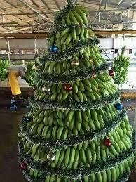 Christmas Tree Meme - a banana tree christmas dafuq know your meme