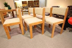 set of 6 scandia teak danish chairs u2013 consign design edmonton
