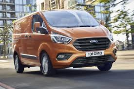 ford transit new ford transit custom for 2018 u2013 info and pictures of facelift
