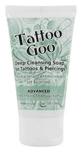 amazon com tattoo goo deep cleansing soap for tattoos