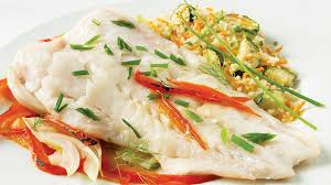 cuisiner de la morue filets de morue au fenouil recettes iga barbecue poisson