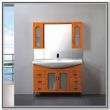 dark wood bathroom vanities home design ideas
