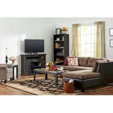 grey microfiber sectional sofas you u0027ll love wayfair