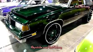 candy green oldsmobile cutlass on 24