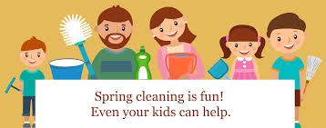 Springcleaning Spring Cleaning Is Fun Even Your Kids Can Help