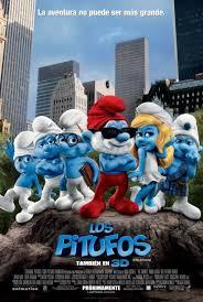 Los Pitufos (2011) [Latino]