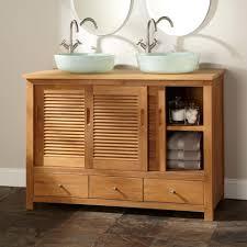 Teak Bathroom Cabinet Bathrooms Design Teak The Toilet Cabinet Sink Cabinets