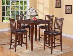 Bar Height Dining Chairs Kitchen Fabulous Kitchen Tables For Small Spaces Bar Height